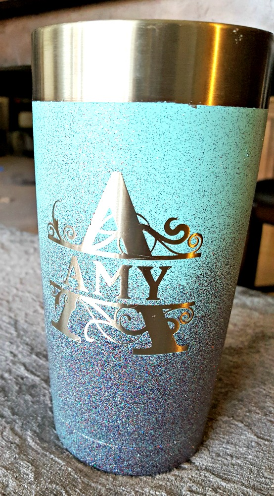 Spray Paint Mugs Diy