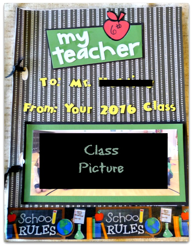 Teacher Appreciation Gift Basket Ideas