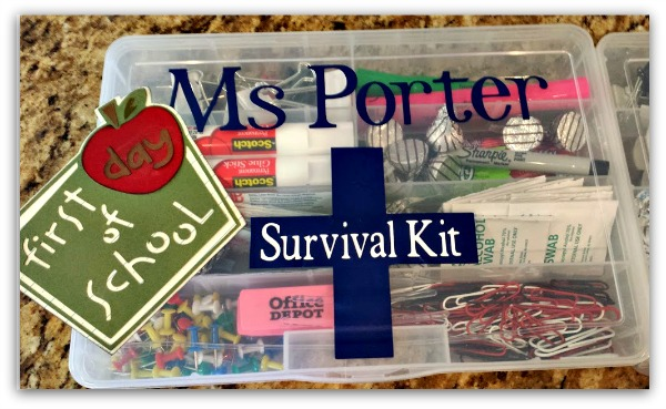survival kit teachers