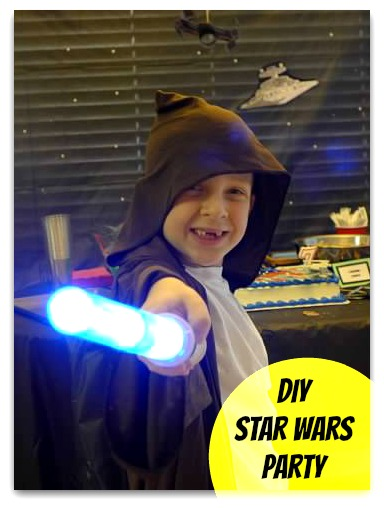 Star Wars Birthday Ideas