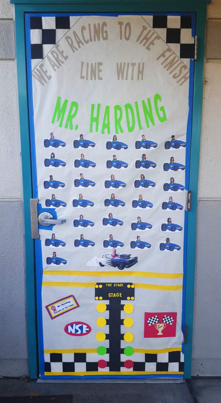 teacher door decorating ideas
