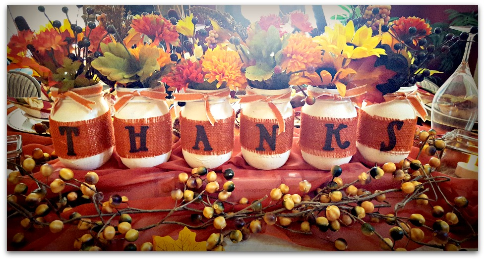 Rustic Thanksgiving Decor