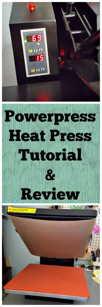 power press heat press