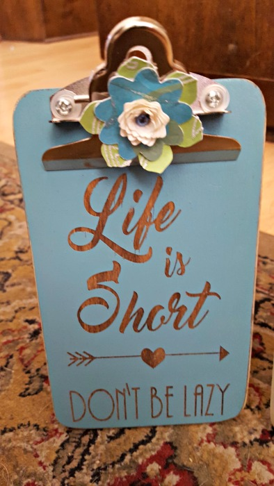 cricut home decor