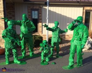 toy soldier costumes