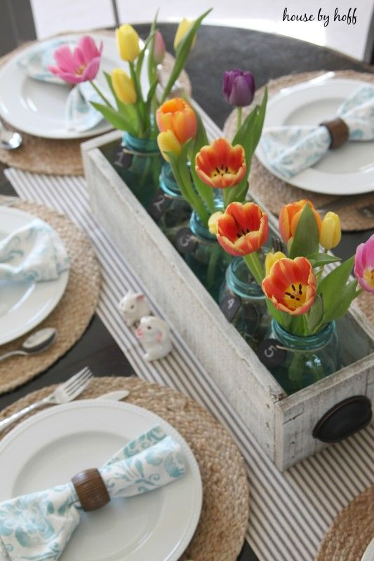 wooden box decorating ideas