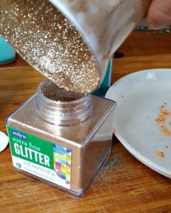 glitter cup tutorial