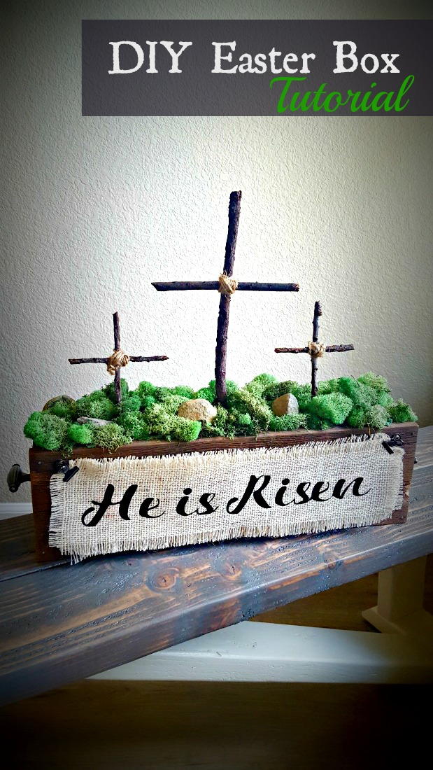 How To Make A Wooden Cross For Beautiful Decor Leap Of Faith Crafting