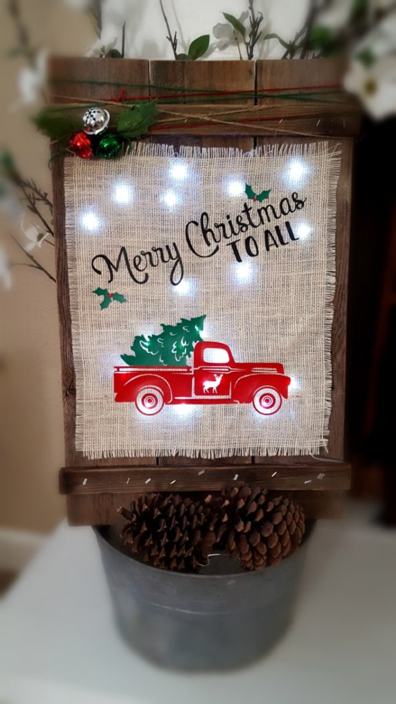 christmas cricut projects