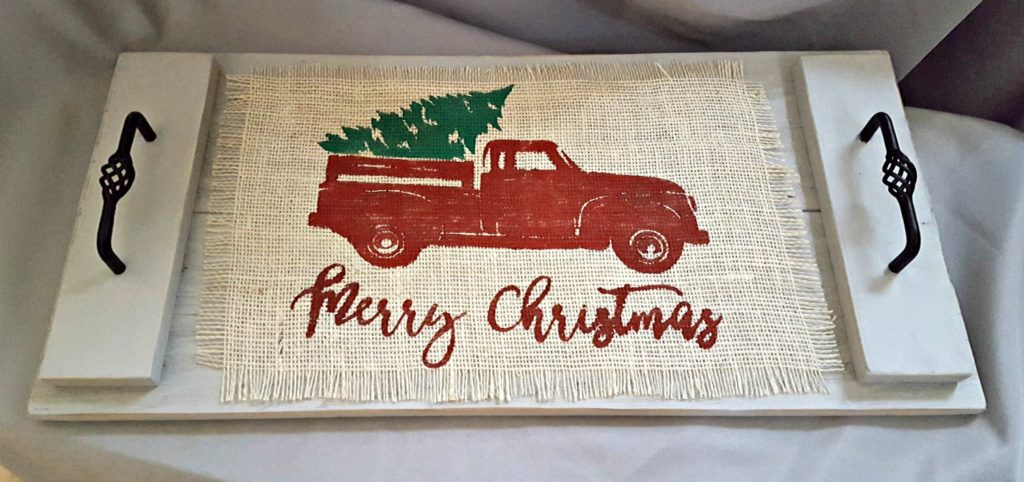 Cricut Christmas decor