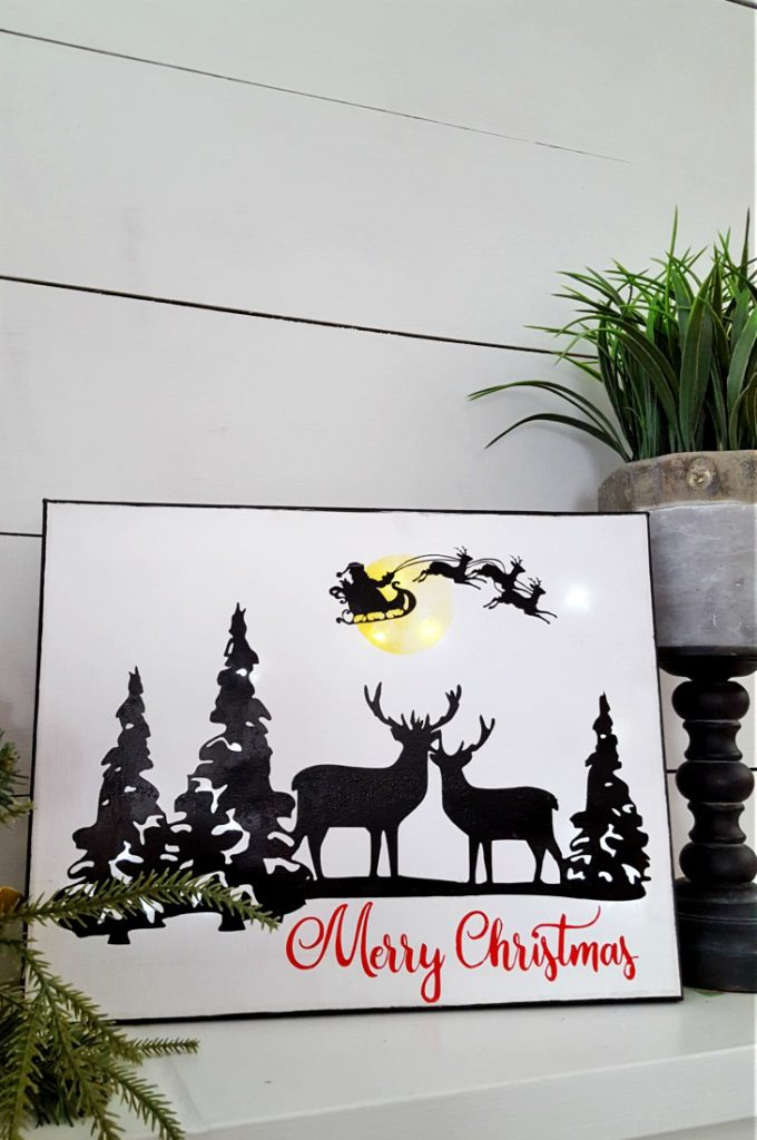 cricut chrismtas projects