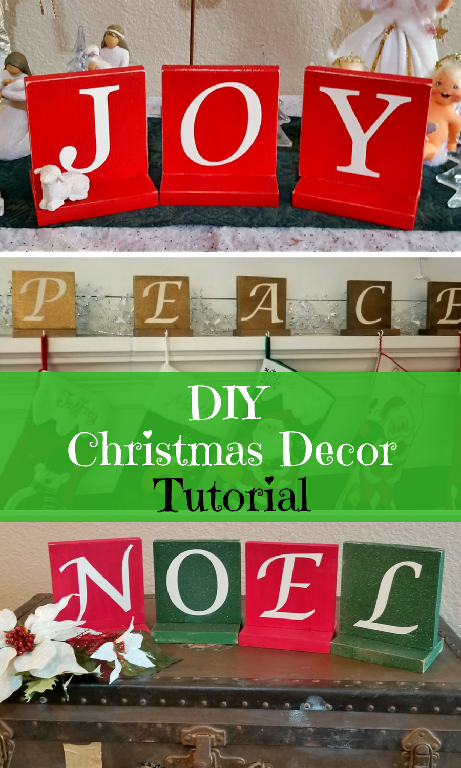 Handmade Holiday Decor