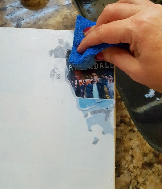 photo transfer to wood tutorial