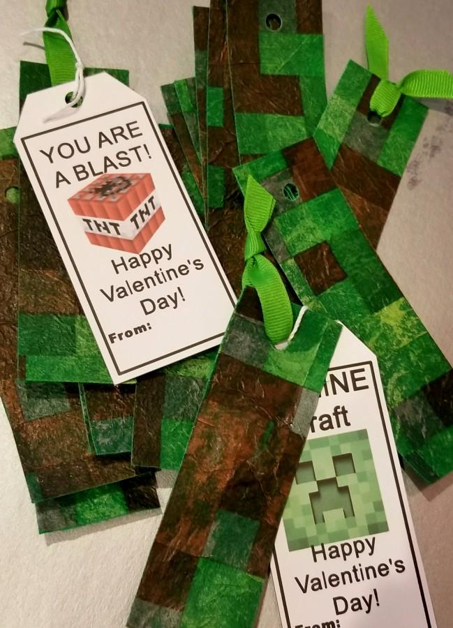 DIY Valentines for classmates