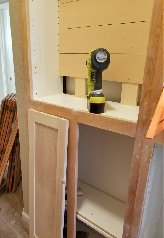 shiplap-made-from-plywood-bookcase