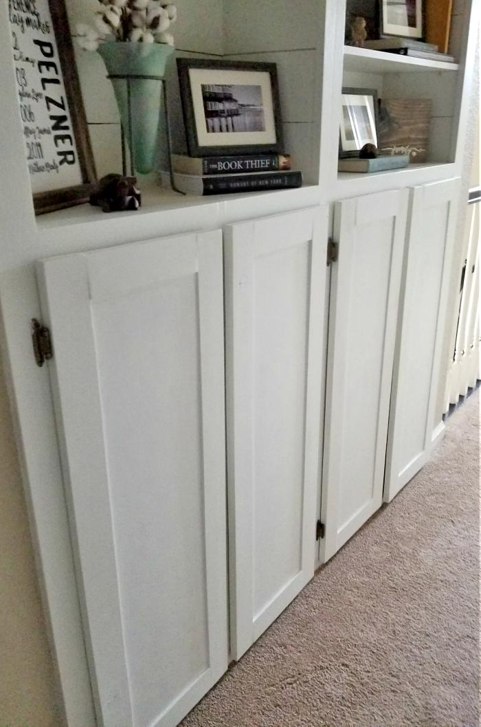 The Easiest Way To Make Shaker Cabinet Doors
