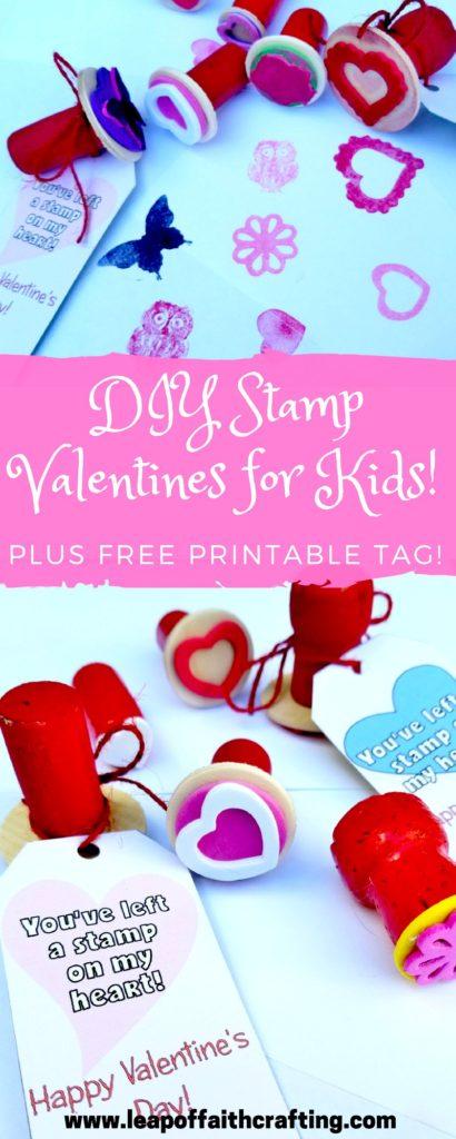 diy valentines day for kids tutorial