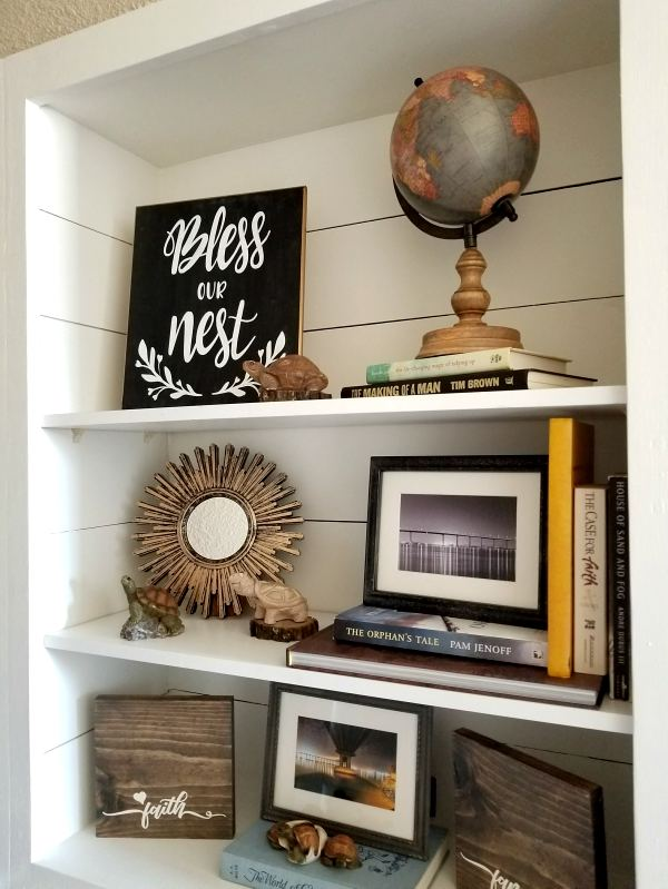 plywood shiplap