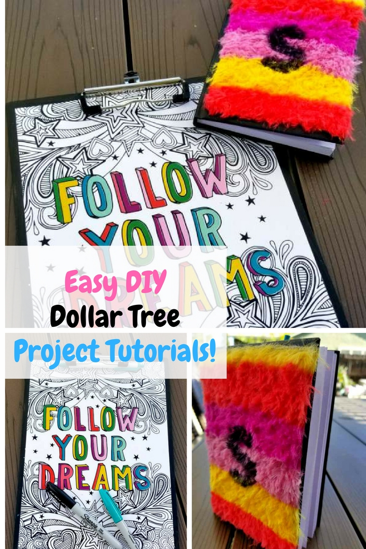 dollar tree diy projects