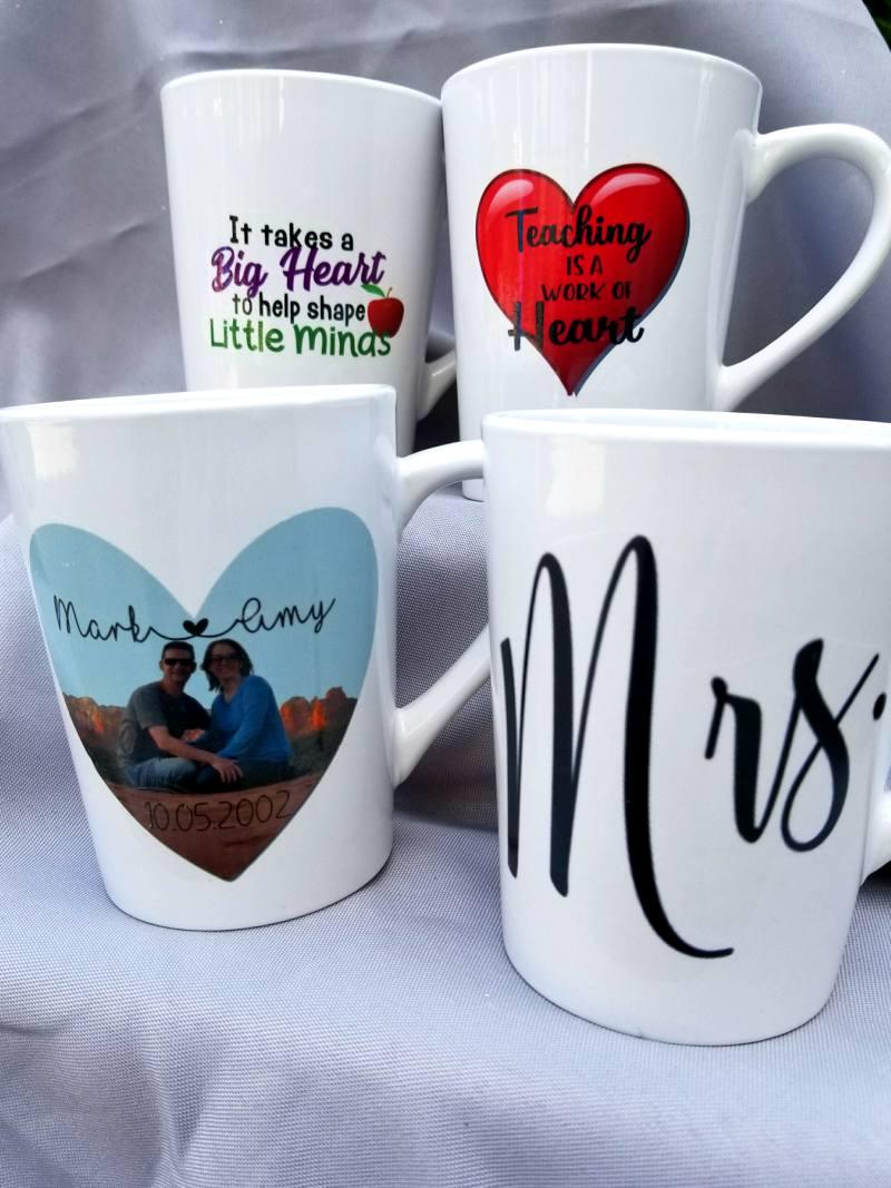 water slide mugs