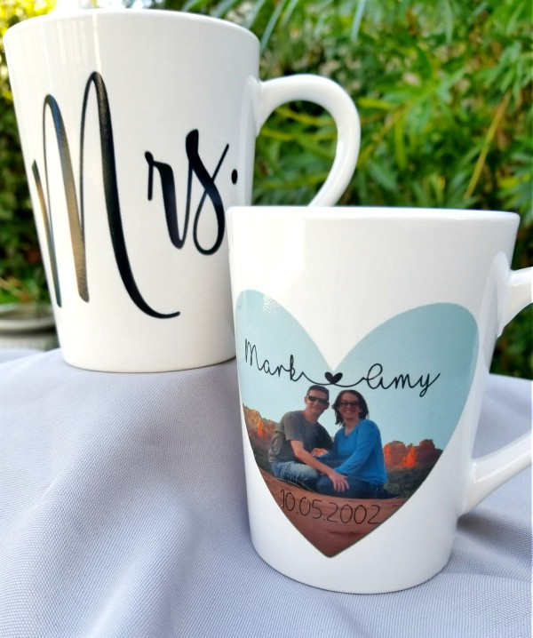 his and hers mugs diy