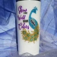 Learn How to Easily Make a Glitter Yeti Cup or Stainless Steel Tumbler!