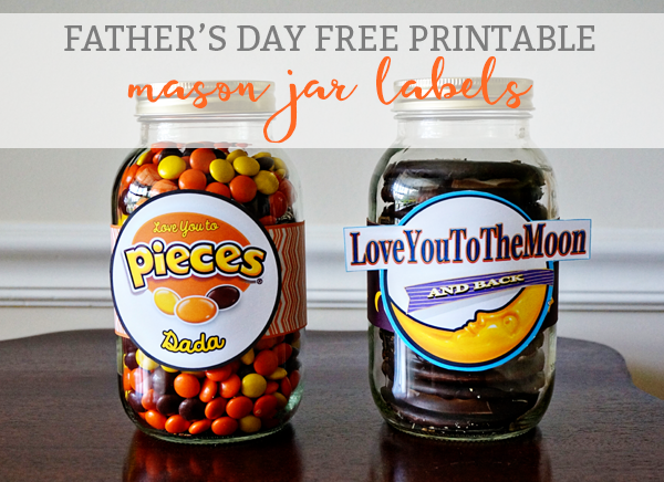 fathers day jars