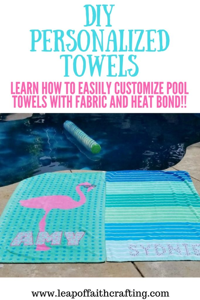 diy pool towels pin
