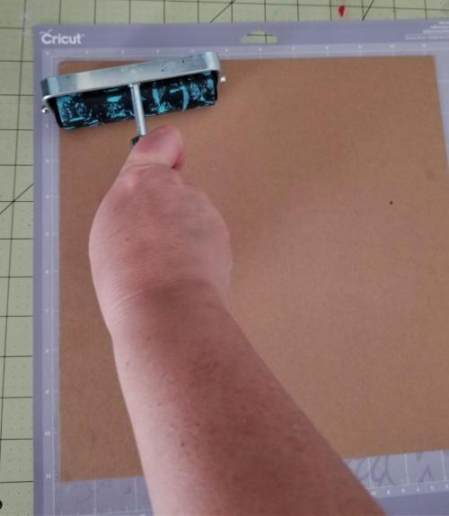 cricut knife blade chipboard
