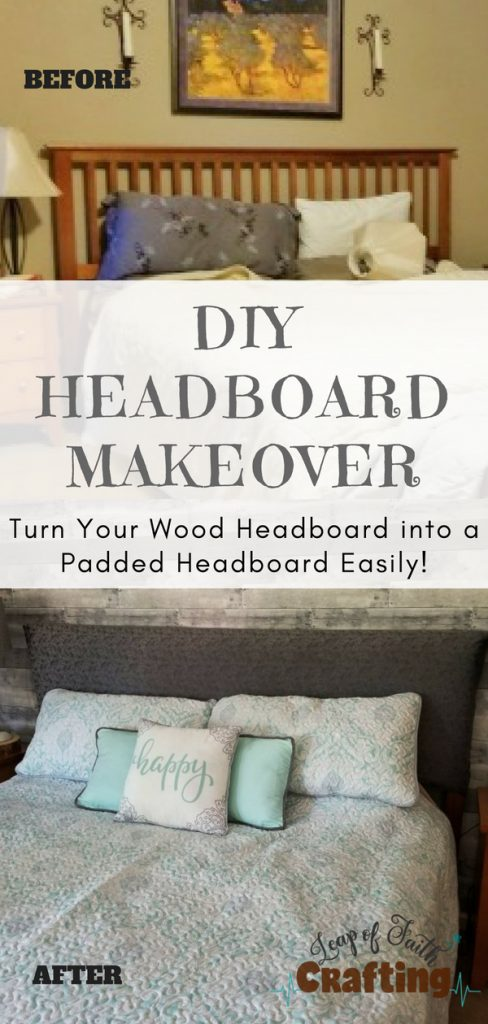 diy padded headboard pin