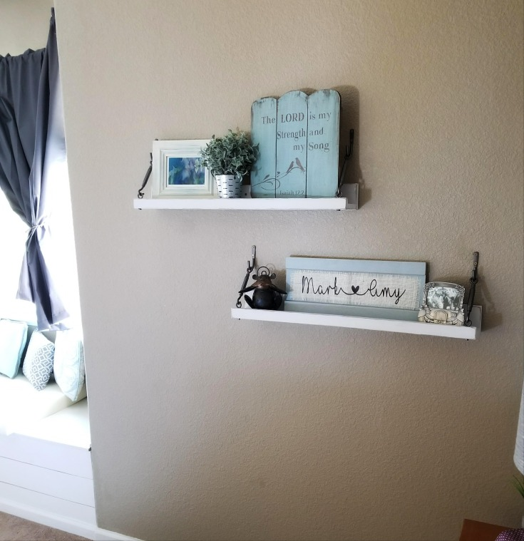Diy Rustic Shelves That Are Easy To Make Leap Of Faith