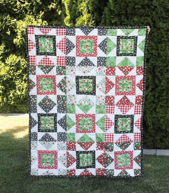 big star throw quilt riley blake designs .