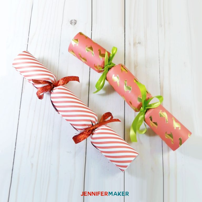 christmas crackers party poppers sq x