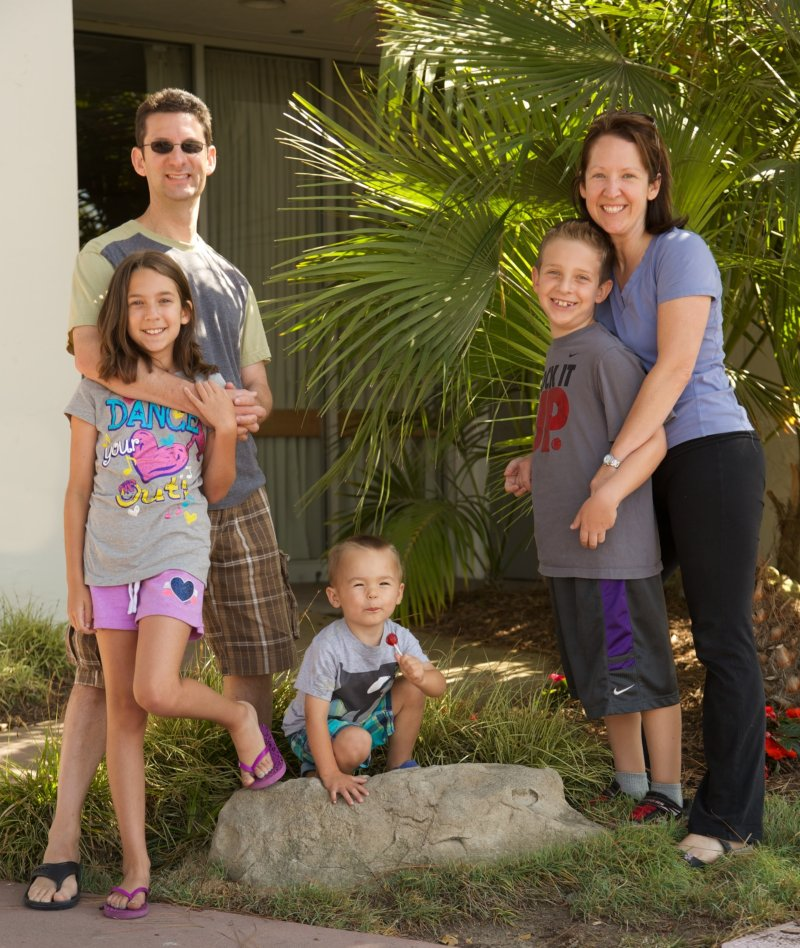 family all inclusive vacations california