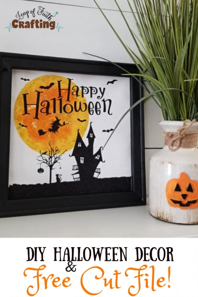 Halloween Cricut Projects with FREE SVG Files! - Leap of Faith Crafting