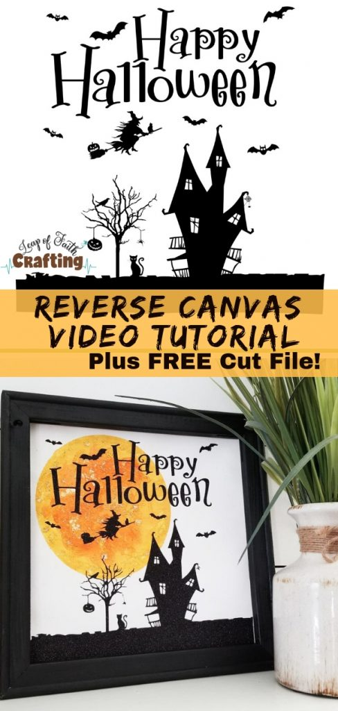 halloween cricut projects pin