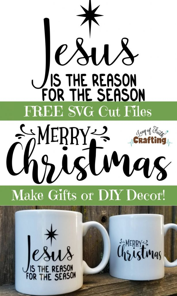 free christmas svg files pinterest