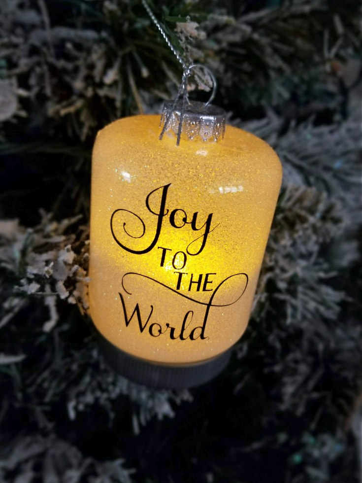 dollar store ornaments diy
