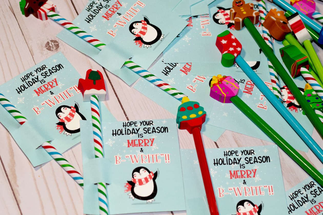 free printable christmas tag