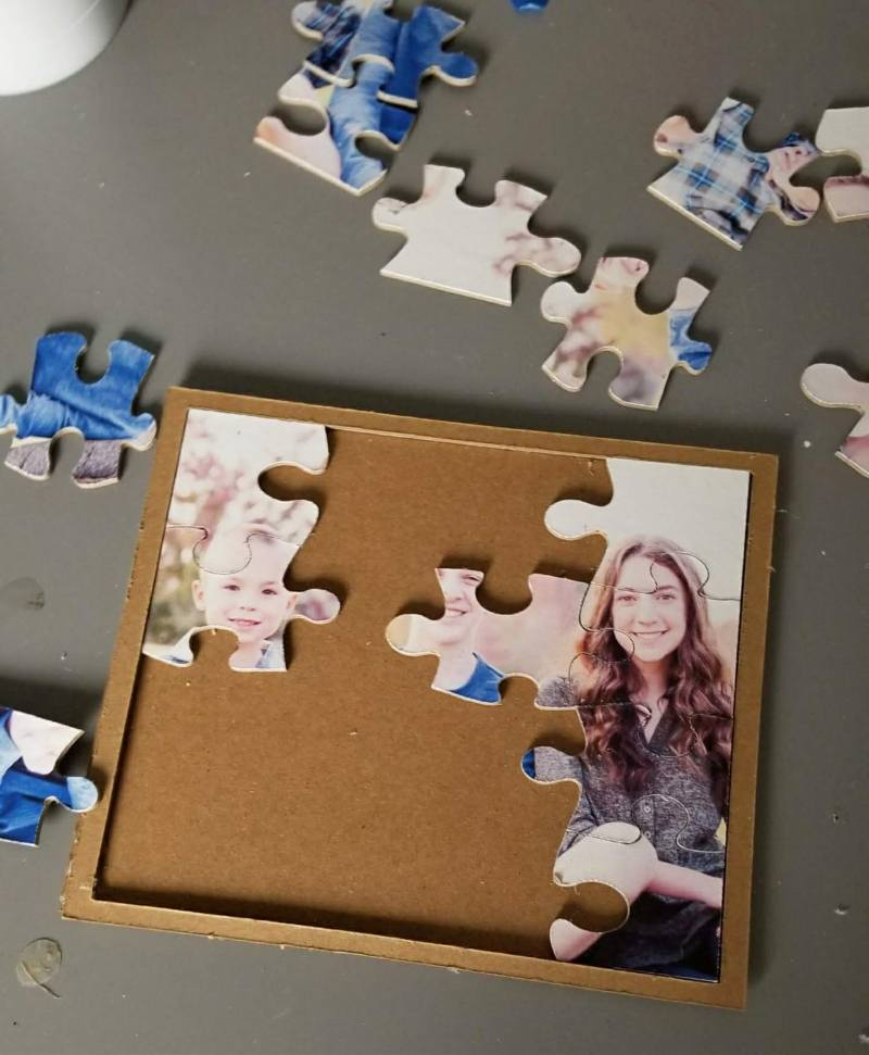 how to make a puzzle from a picture
