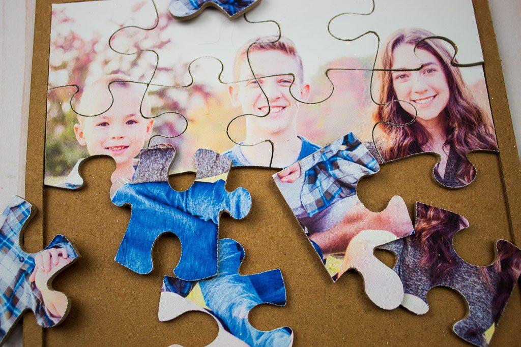 cricut puzzle