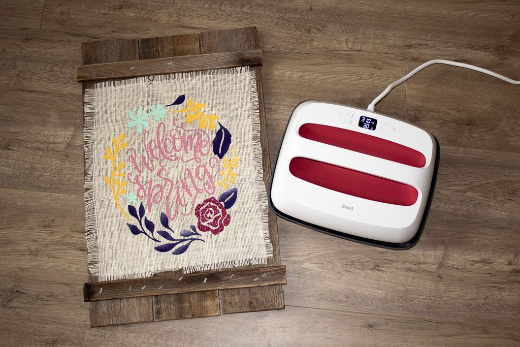 cricut easy press projects
