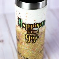 Glitter Tumblers: Easy to Follow Video Tutorial From Start to Finish!!