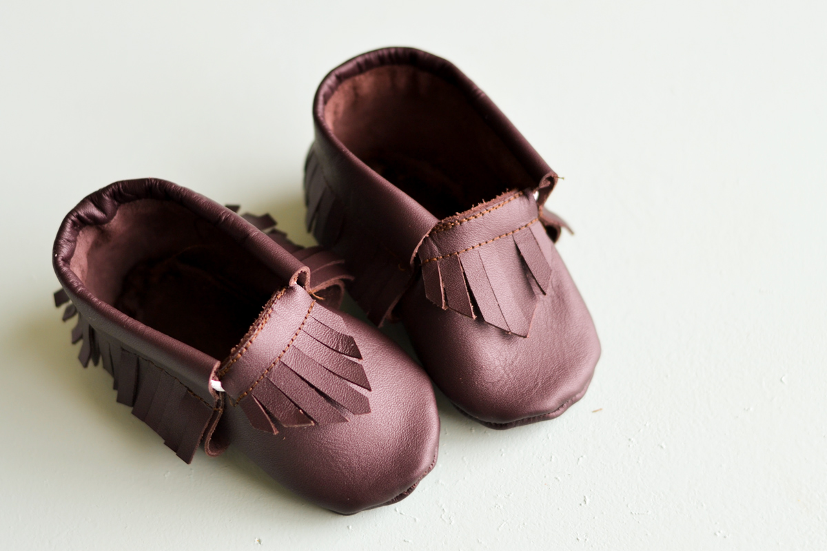 baby shoes with cricut