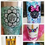 personalized tumblers pin