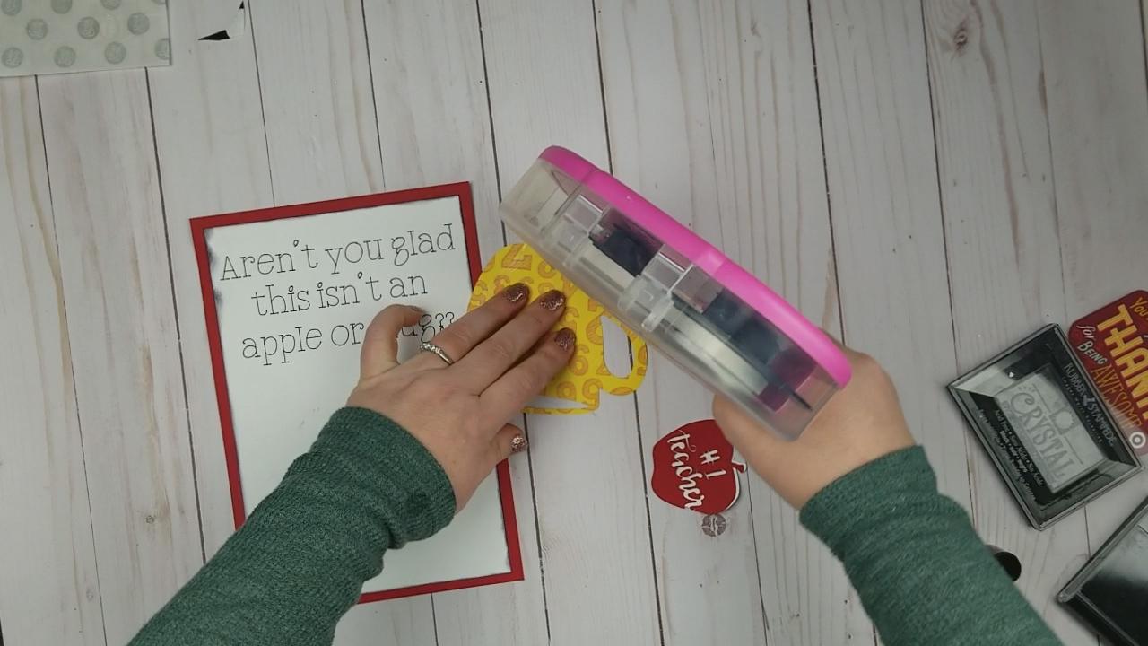 teacher appreciation gift card ideas