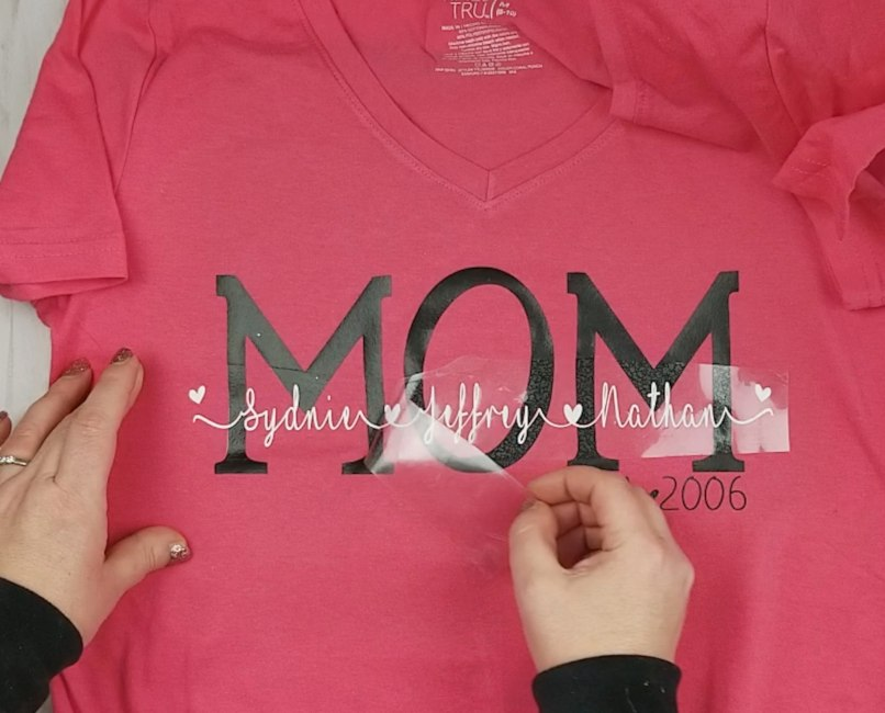 personalized shirts for mom