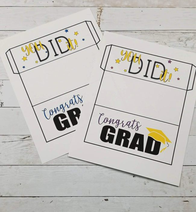picture about Graduation Cards Printable named Cost-free Printable Commencement Playing cards: An Very simple Course toward Present Grads