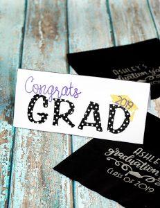 graduation card diy