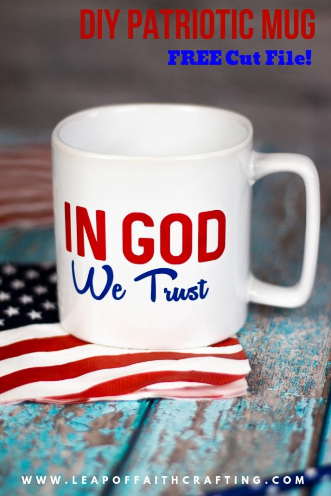 patriotic coffee mugs pin